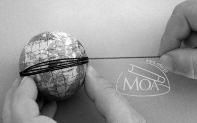 Odległość: Ziemia —Księżyc