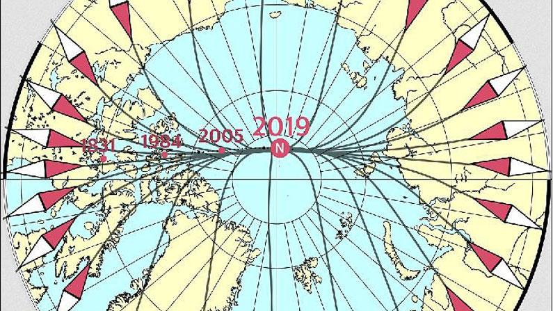Wyznaczamy długość geograficzną