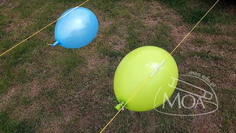 Balonowa rakieta