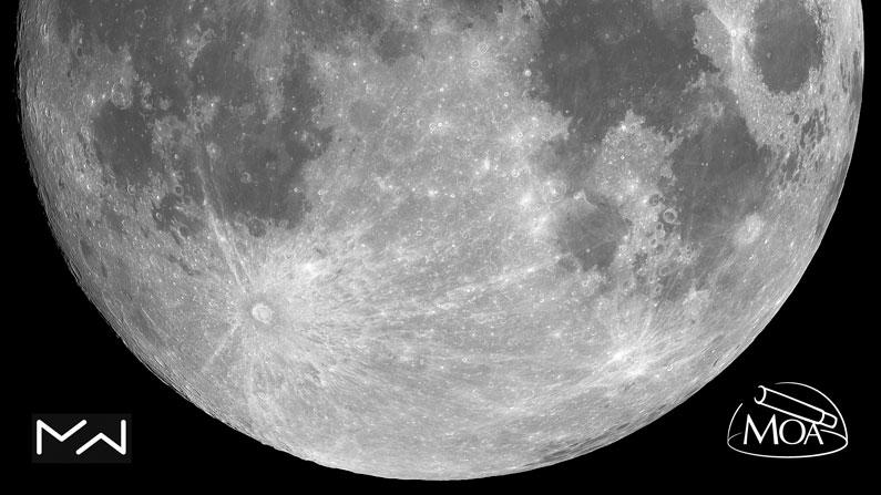 Wiecie, jak wygląda Księżyc?