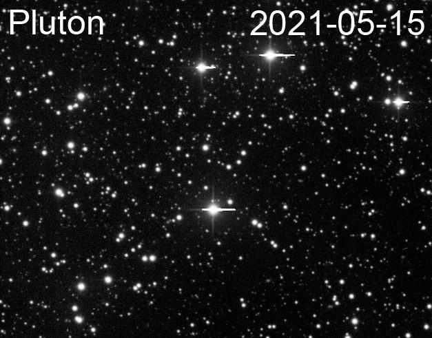 Gdzie jest Pluton?